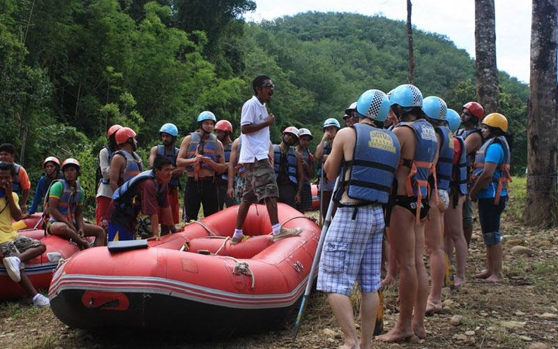 ATV + Rafting + Flying Fox Tour