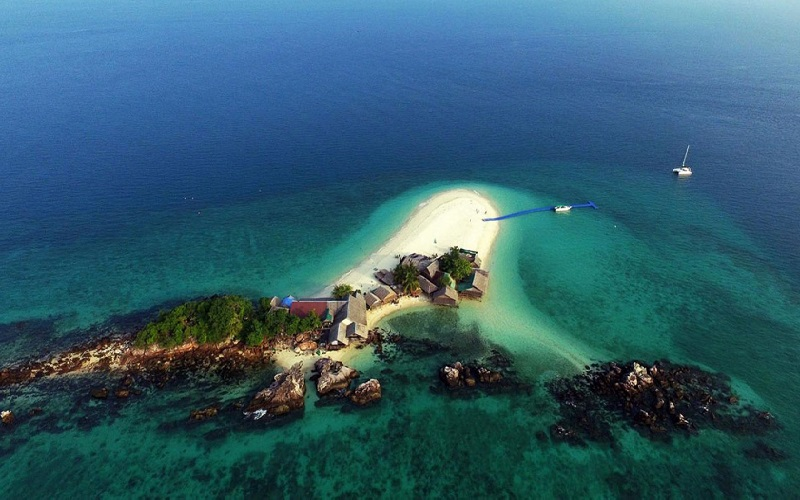 Khai Islands Luxury Tour by Speedboat