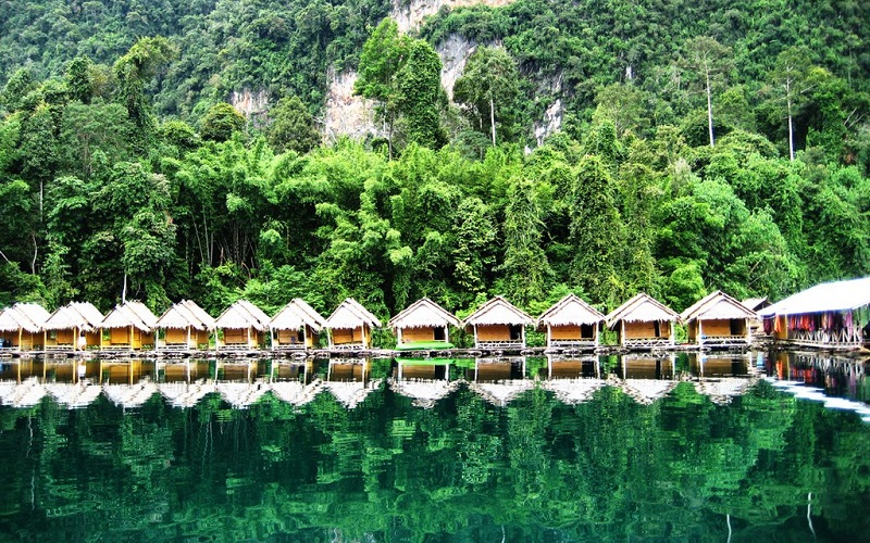 Khao Sok + Cheow Lan Lake 2D/1N Regular Tour