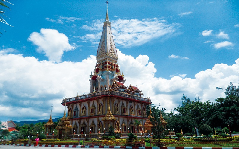 Full Day Phuket City Tour - up to 7 stops