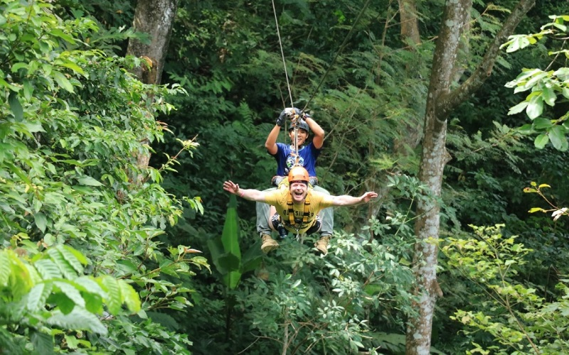 Flying Hanuman Phuket Tour - Discovery Journey (C)