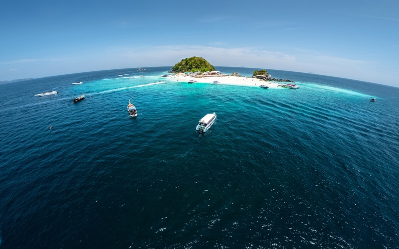 Khai Islands Regular Tour by Speedboat