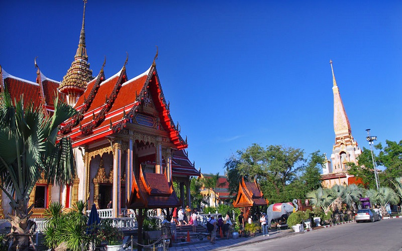 Half Day Explore Phuket City Tour - up to 5 stops