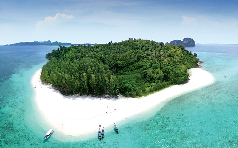 Phi Phi + Bamboo Islands Luxury Tour by Speedboat