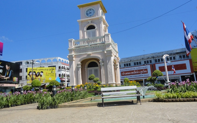 Half Day Orientation City Tour in Phuket - (5 Hrs.)