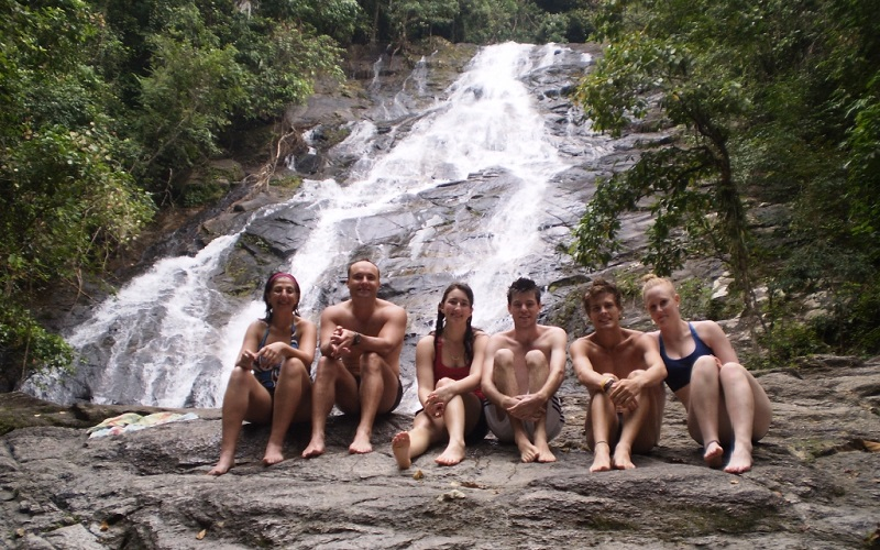 James Bond + Panyee + Waterfall Tour by Longtailboat