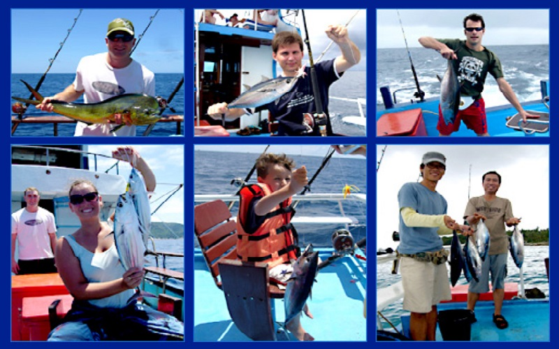Trolling and Bottom Regular Fishing Daily Tour